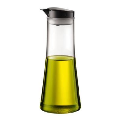 Bodum Bistro Borosilicate Glass Oil Or Vinegar Dispenser 500ml Black