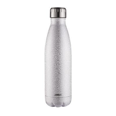 Avanti Fluid Twin Wall Vacuum Bottle 500ml - Glimmer Silver