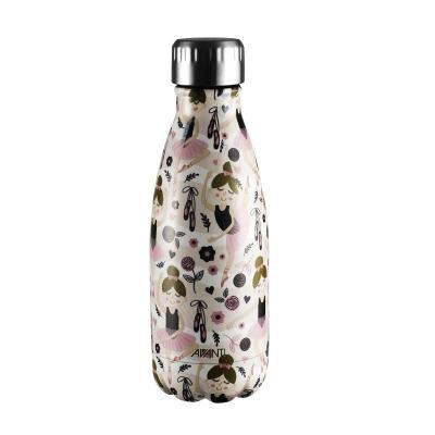 Avanti  Fluid Twin Wall Vacuum Bottle 350ml - Ballerina