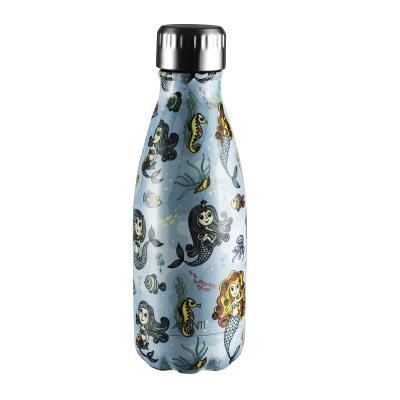 Avanti  Fluid Twin Wall Vacuum Bottle 350ml - Mermaid