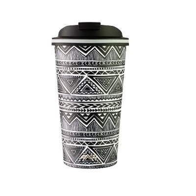 Avanti Go Cup Stainless Steel 410ml - Tribal