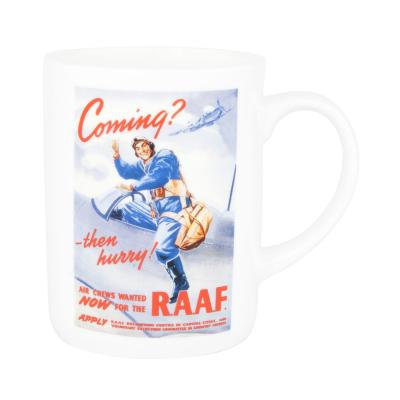 Ashdene Classic Wartime Collection Mug - RAAF