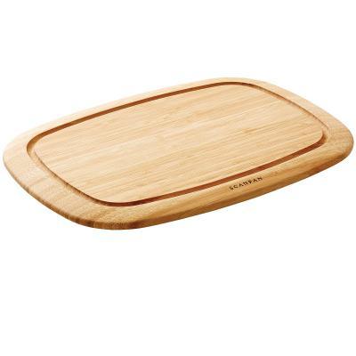 Scanpan Bamboo Carving Board 35.5 X 26 X 1.8cm