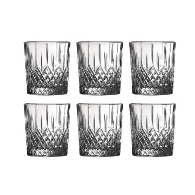 Royal Doulton Earlswood Crystalline Whiskey Tumbler 275ml | Set of 6 Glasses