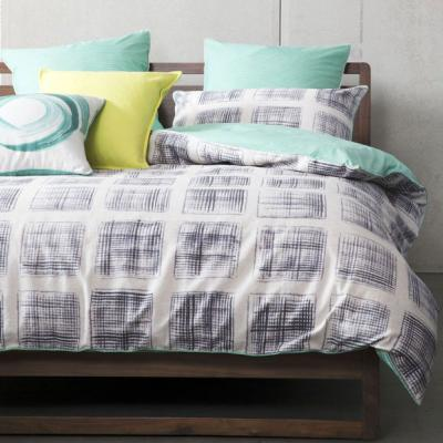 KAS Pierre Quilt Cover Set - King & Queen