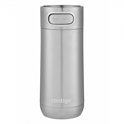 Contigo Luxe Autoseal Thermo Insulated Travel Mug 354ml - Stainless Steel