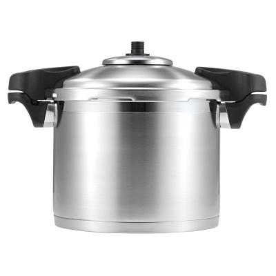 Scanpan Stainless Steel Pressure Cooker with Side Handles 24cm 8L