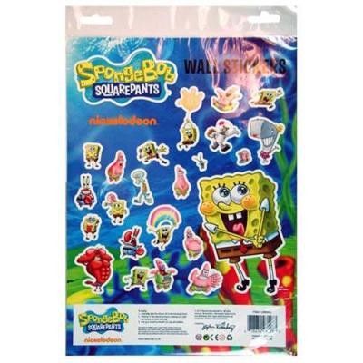 Spongebob Squarepants Removable Wall Stickers New Licensed