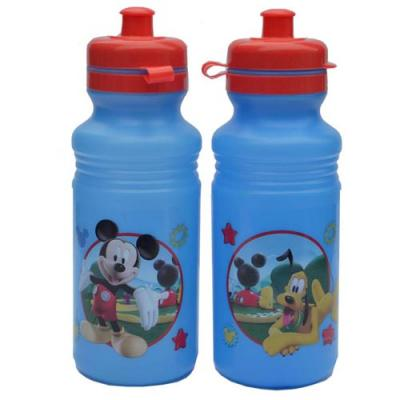 Disney Mickey Mouse Drink Bottle x 1 BPA free Water Bottle New Licensed