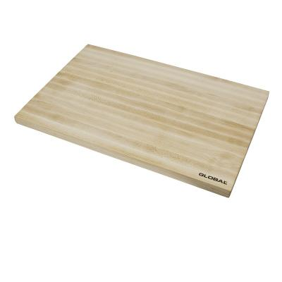Global Knives Maple Preparation Cutting Board 45x30x2cm   Made of Maple Wood
