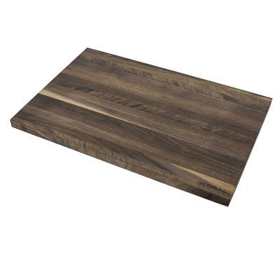 Global Knives Walnut Preparation Cutting Board 45X30X2cm   Made of Walnut Wood