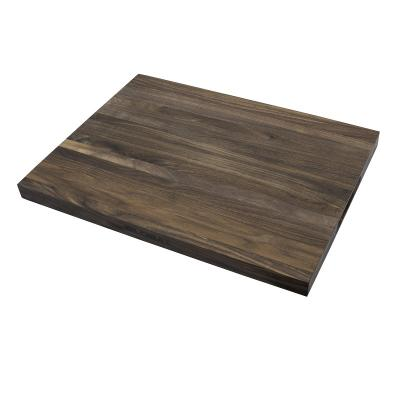Global Knives Walnut Preparation Cutting Board 40X30X3cm   Made of Walnut Wood