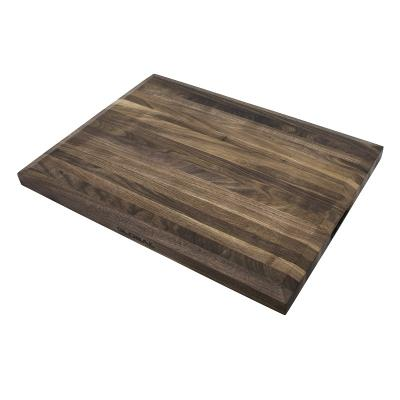 Global Knives Walnut Preparation Cutting Board 51X38X4cm   Made of Walnut Wood