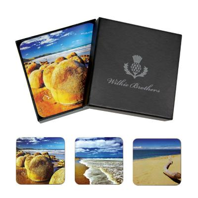 Wilkie Brothers Coasters 6pcs - Beach Coast