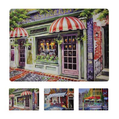 Wilkie Brothers Placemats 6pcs - French Cafe