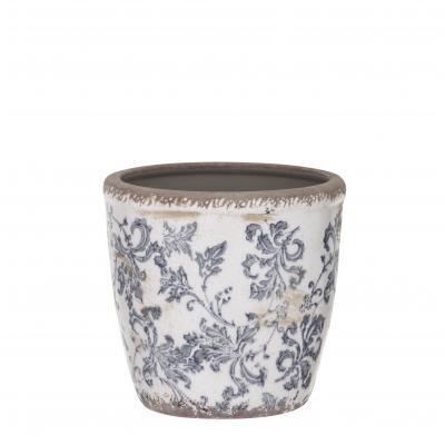Rogue Chantelle Pot Charcoal 16cm