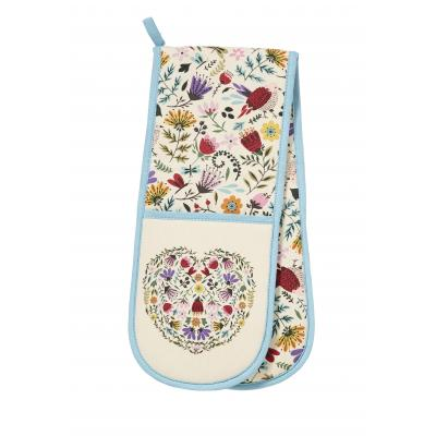 Ulster Weavers Melody Cotton Double Oven Glove