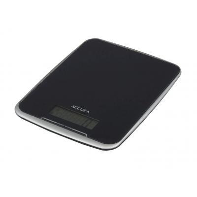 Accura Athena Electronic Kitchen Scale/Clock
