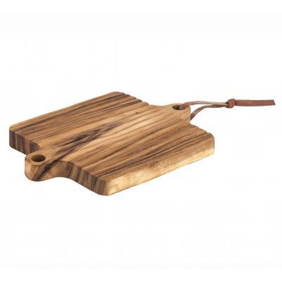 Davis & Waddell Taste Sahara Acacia Wood Rectangular Board Wit Double Handles