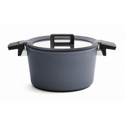 Woll Diamond Concept Plus Induction Casserole Black 24cm