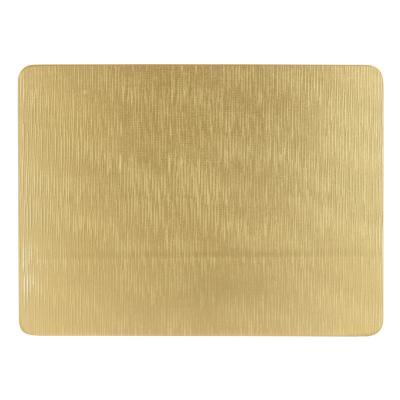 Ashdene Abode Gold Texture Placemats