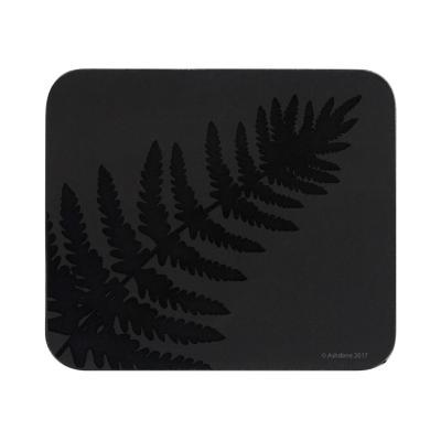 Ashdene Abode Black Fern Coasters