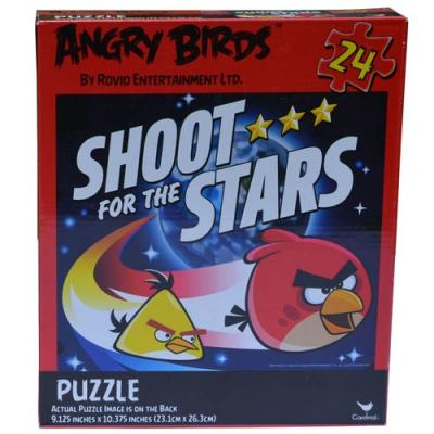 Angry Birds Jigsaw Puzzle 24 Piece Kids Jigsaw Toy Boxed New Licensed
