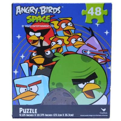 Angry Birds Space Kids Jigsaw Puzzle 48 Piece Gift Idea New Licensed