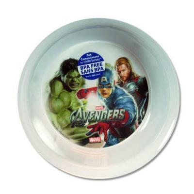 The Avengers Breakfast Bowl Kids Bowl Hulk Captain America Thor New Licensed
