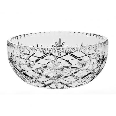 Bohemia Crystal Sheffield Bowl 23cm