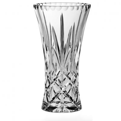 Bohemia Crystal Sheffield Waisted Vase 25.5cm