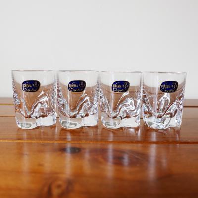Bohemia Crystal Bar-Trio Shot Glass 60ml/4pc