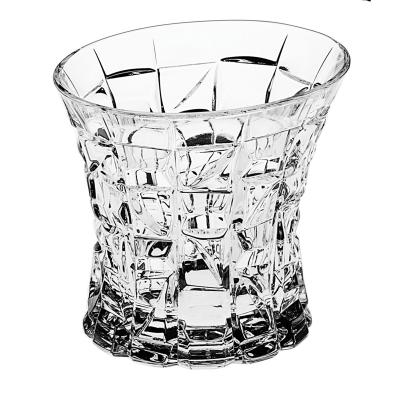 Bohemia Crystal Patriot Whiskey Glasses 6pcs