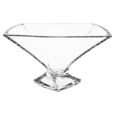 Bohemia Crystal Quadro Bowl 32.5cm