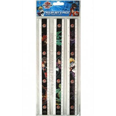 Bakugan Battle Brawlers Rulers 3 Pack