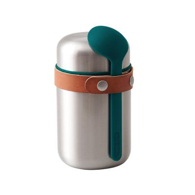 Black-blum Black + Blum Food Flask Ocean 400ml