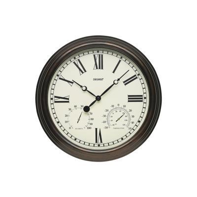 Degree Alfresco Outdoor Clock 38cm