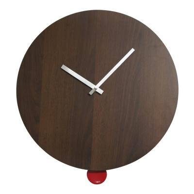 Clocks Degree Pendulum Wood Clock 40cm