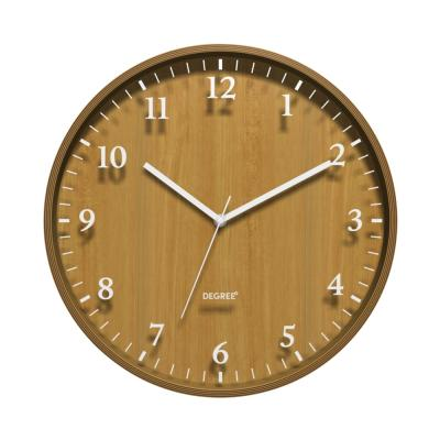 Degree Bentwood Silhouette Clock 40cm