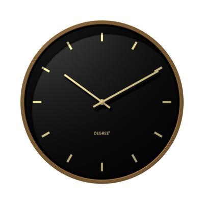 Degree Bentwood Tad Clock 40cm
