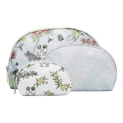 Ecology May Gibbs Bushlands Cosmetic Bags Set of 3