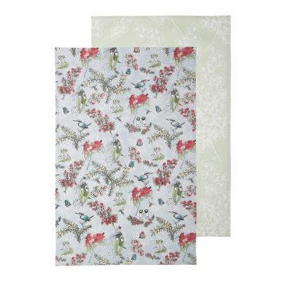 Ecology May Gibbs Blossom Tea Towels Set of 2