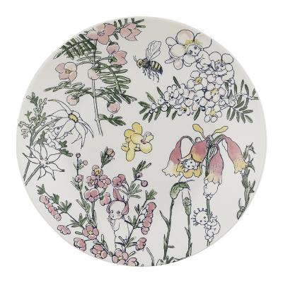 Ecology Side Plate Flower Babies