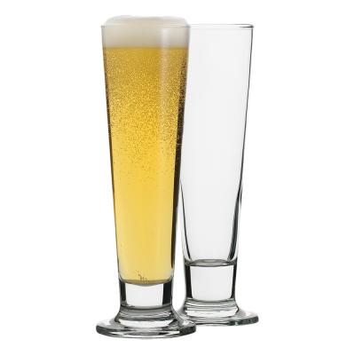 Ecology Classic Pilsner Beer Glass 420ml Set of 4