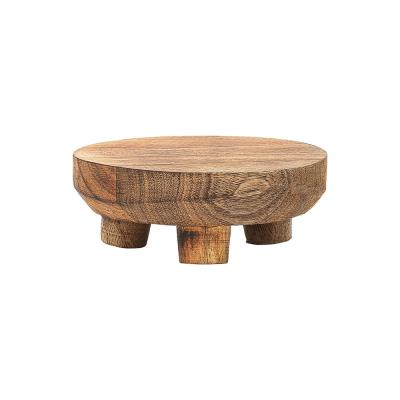 Ecology Mason Footed Serving Stand 15cm