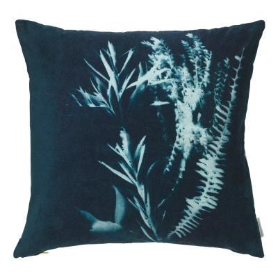 Ecology Sunprint Velvet Cushion 50cm x 50cm