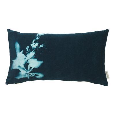 Ecology Sunprint Velvet Cushion 30cm x 50cm