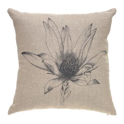 Ecology Desert Linen Cushion 45 x 45cm