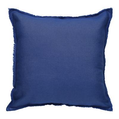 Ecology Pacific Stonewash Linen Cushion 45cm