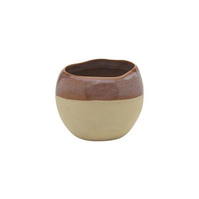 Ecology Cane Mini Pot Cinnamon 8.5cm
